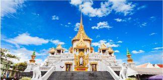 Du khách đừng bõ lỡ Chùa Phật Ngọc Thái Lan